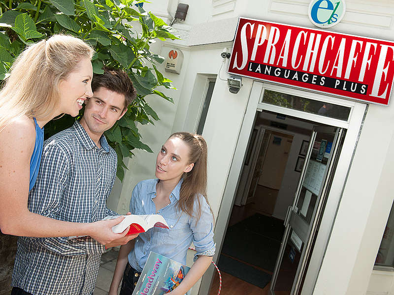 Sprachcaffe Languages Plus / London, Ealing, England